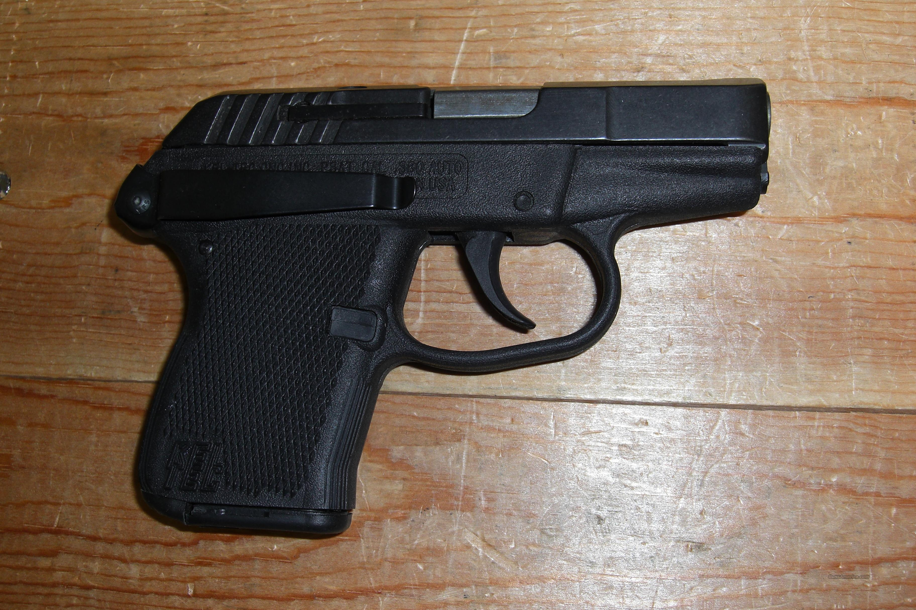 P3AT w/attached belt clip  Guns > Pistols > Kel-Tec Pistols > Pocket Pistol Type
