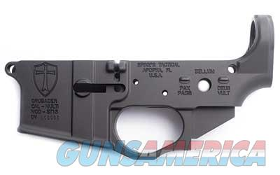 Spike's Tactical ST15 Crusader (STLS022) Lower Only  Guns > Rifles > Spikes Tactical Rifles