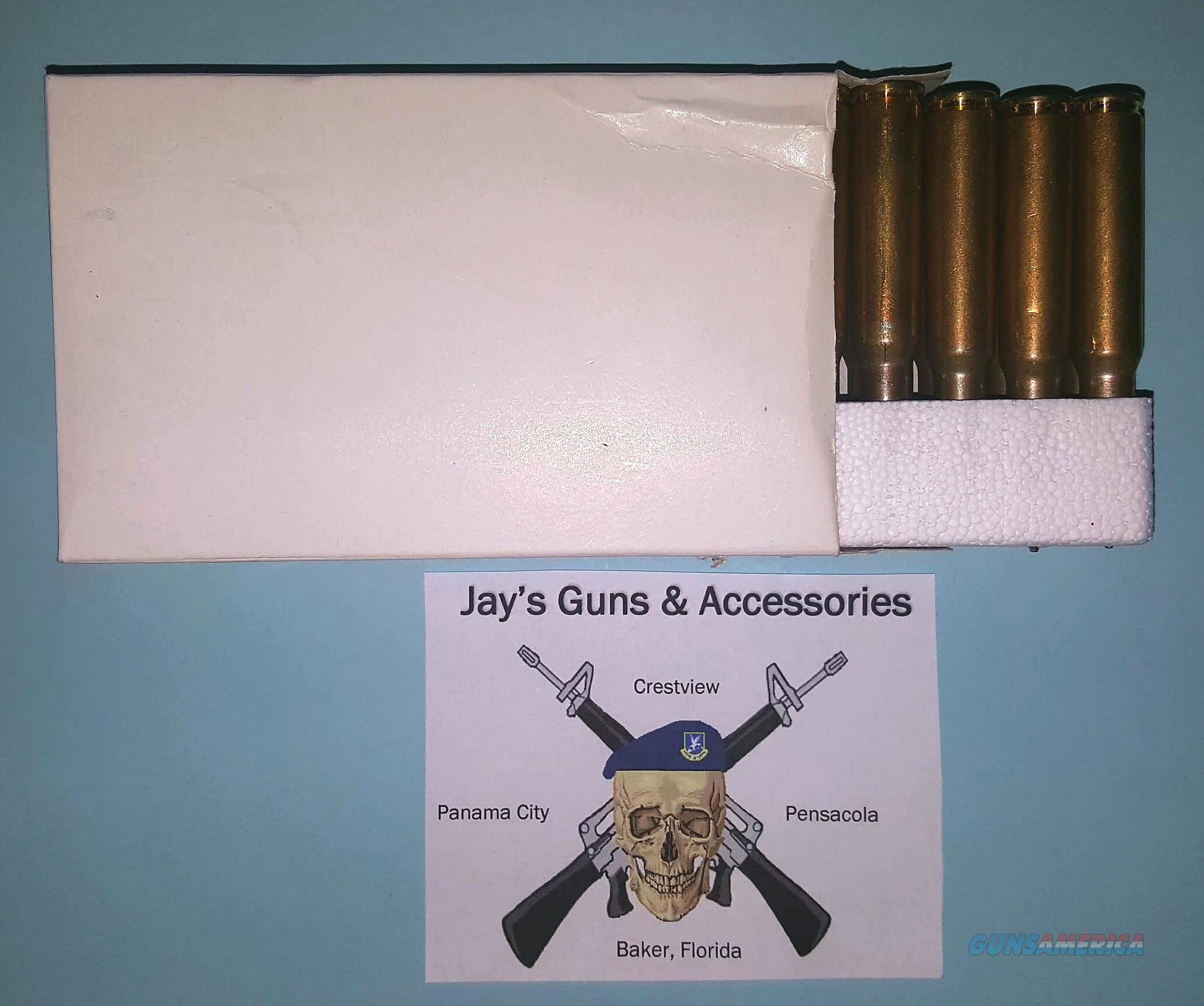 French 7.5 x 54 MAS Ammo  Non-Guns > Ammunition