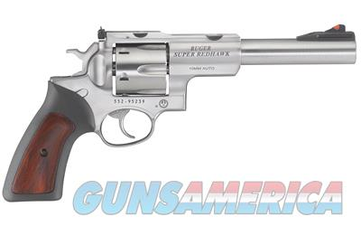 Ruger Super Redhawk (05524)  Guns > Pistols > Ruger Double Action Revolver > Redhawk Type