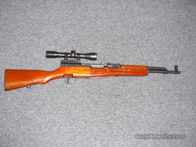 SKS Paratrooper  Guns > Rifles > Norinco Rifles