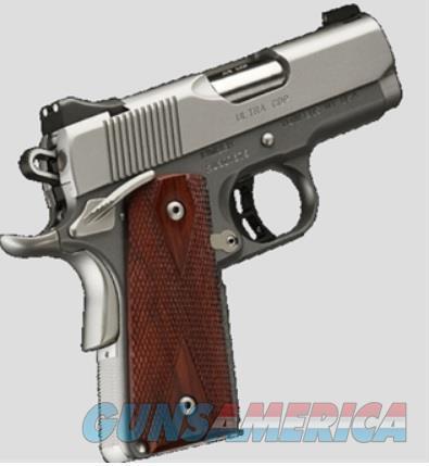 Kimber Ultra CDP (3000245)  Guns > Pistols > Kimber of America Pistols > 1911