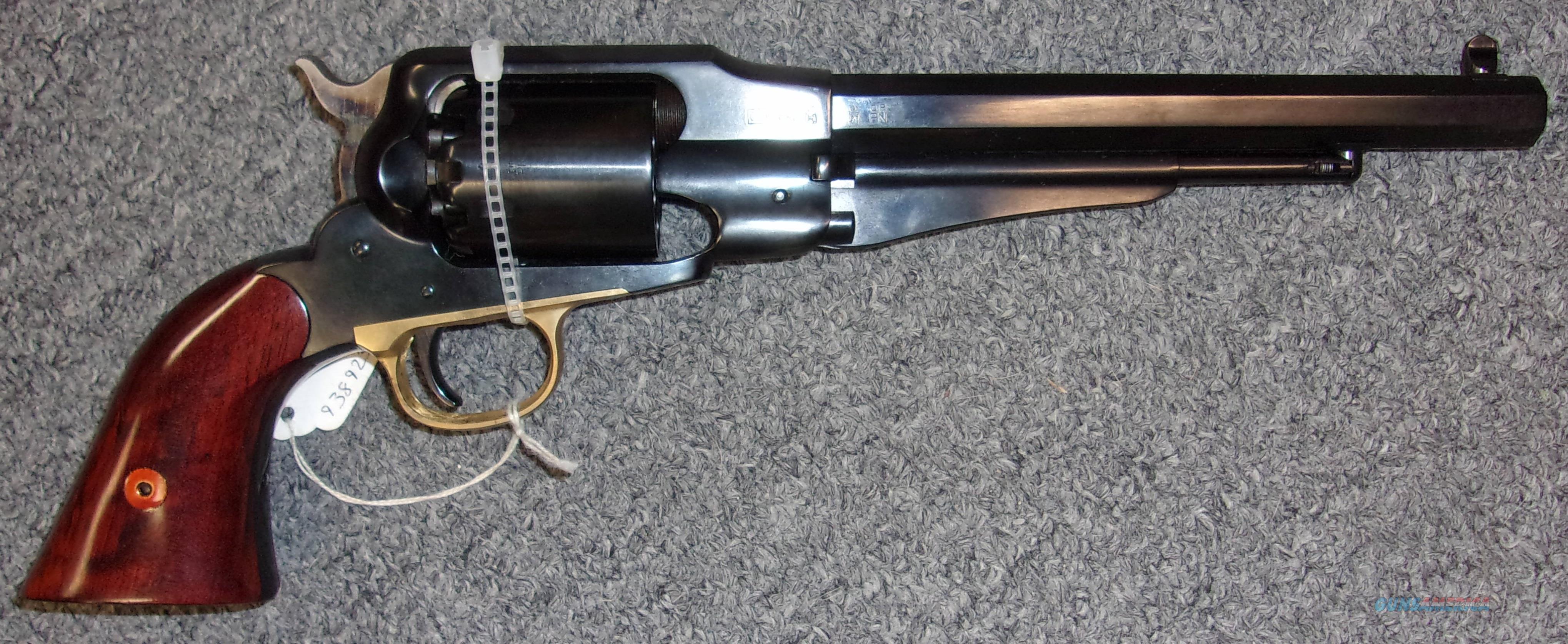 Uberti 1858 New Army (341000)  Non-Guns > Black Powder Cartridge