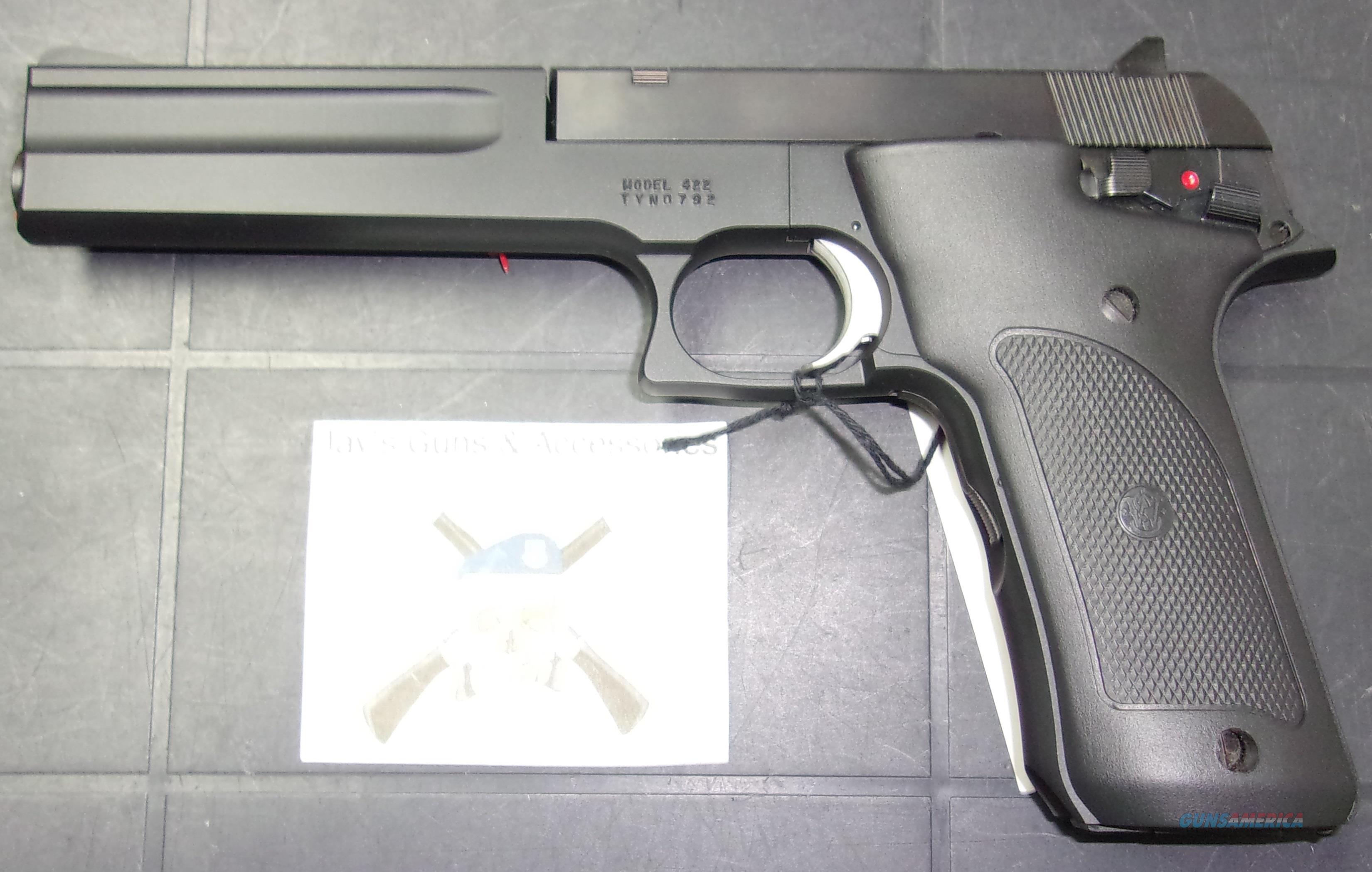 Smith & Wesson 422  Guns > Pistols > Smith & Wesson Pistols - Autos > .22 Autos