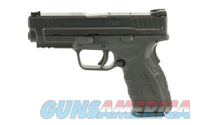 Springfield Armory XD-40 Mod 2 (XDG9102HC)  Guns > Pistols > Springfield Armory Pistols > XD (eXtreme Duty)
