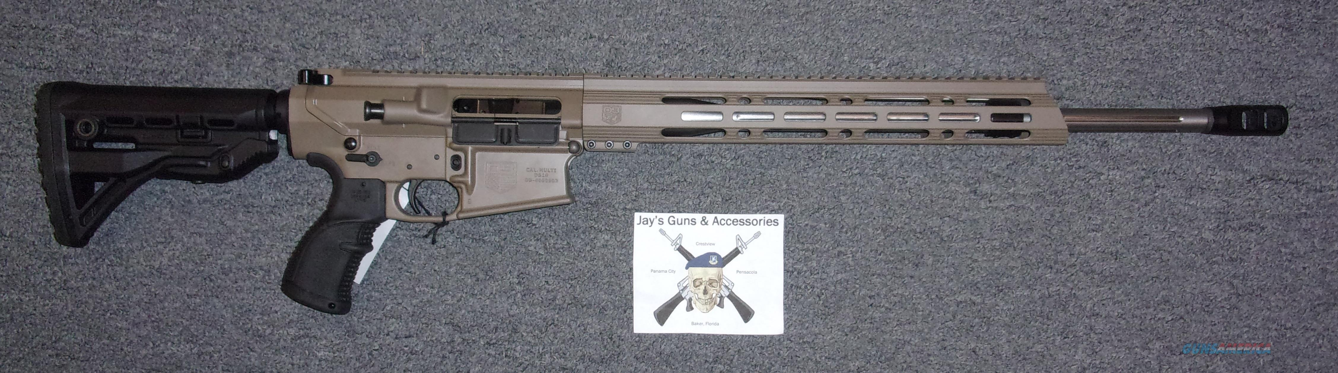 Diamondback DB-10 w/FDE Finish  Guns > Rifles > Diamondback Rifles