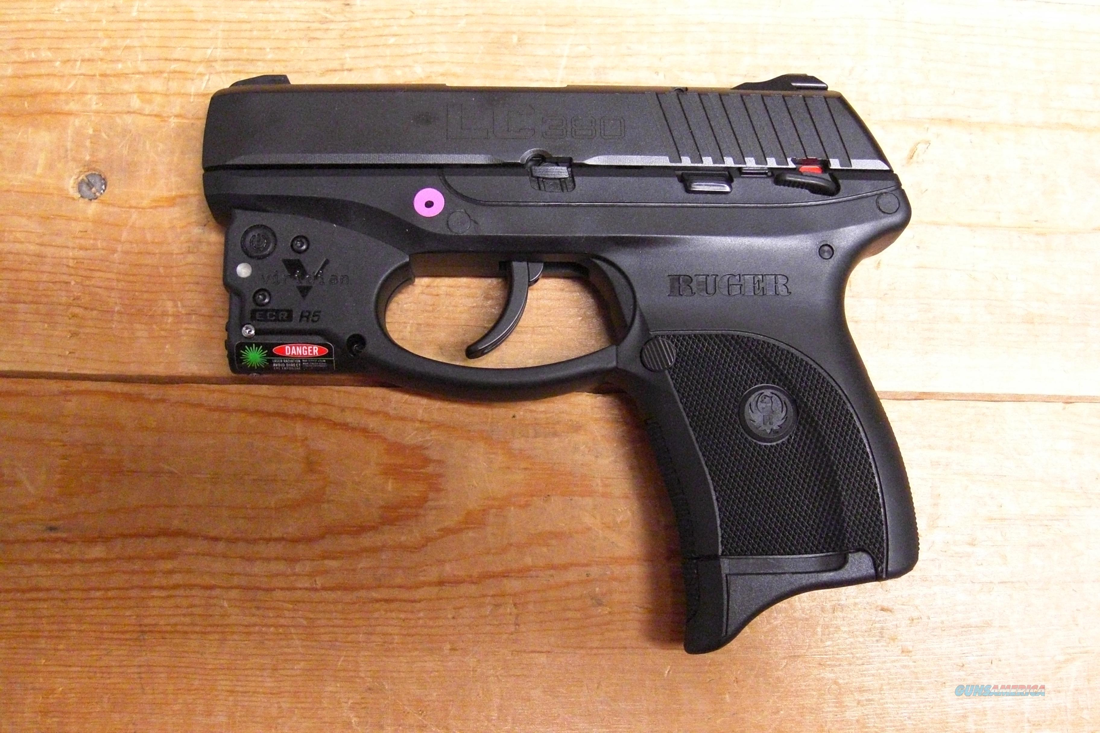 LC380 w/Viridian Green dot laser  Guns > Pistols > Ruger Semi-Auto Pistols > LC9