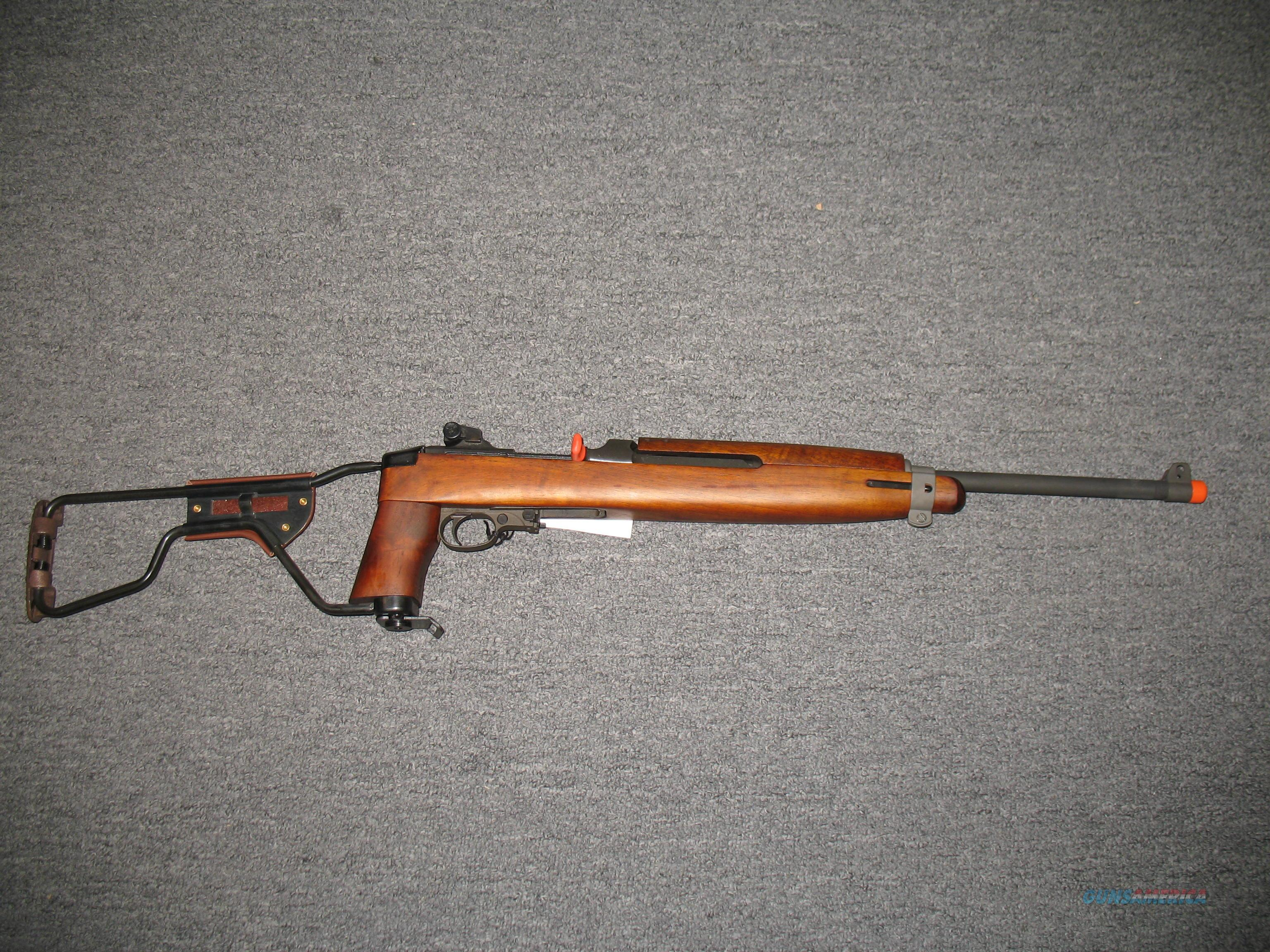 Inland MFG M1 Carbine with folding stock (Para Trooper)  Guns > Rifles > IJ Misc Rifles