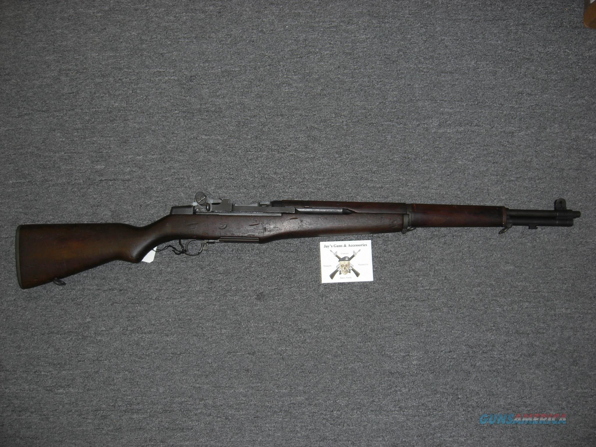 Dating an m1 garand barrel