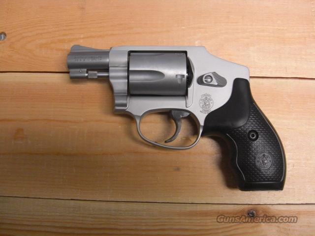 642-1  Airweight  Guns > Pistols > Smith & Wesson Revolvers > Pocket Pistols