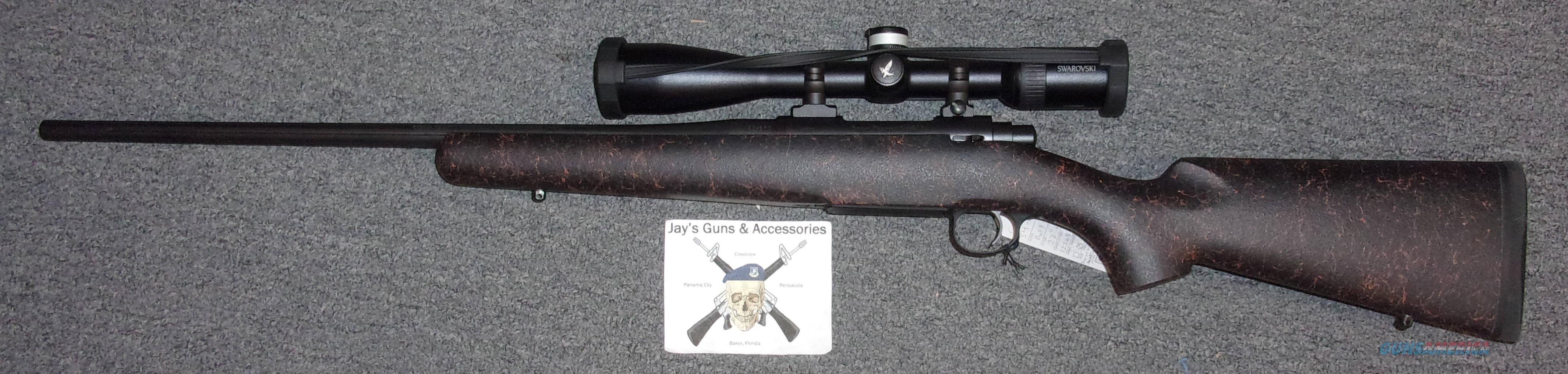 Cooper Firearms 54 Excalibur w/Swarovski Scope  Guns > Rifles > Cooper Arms Rifles