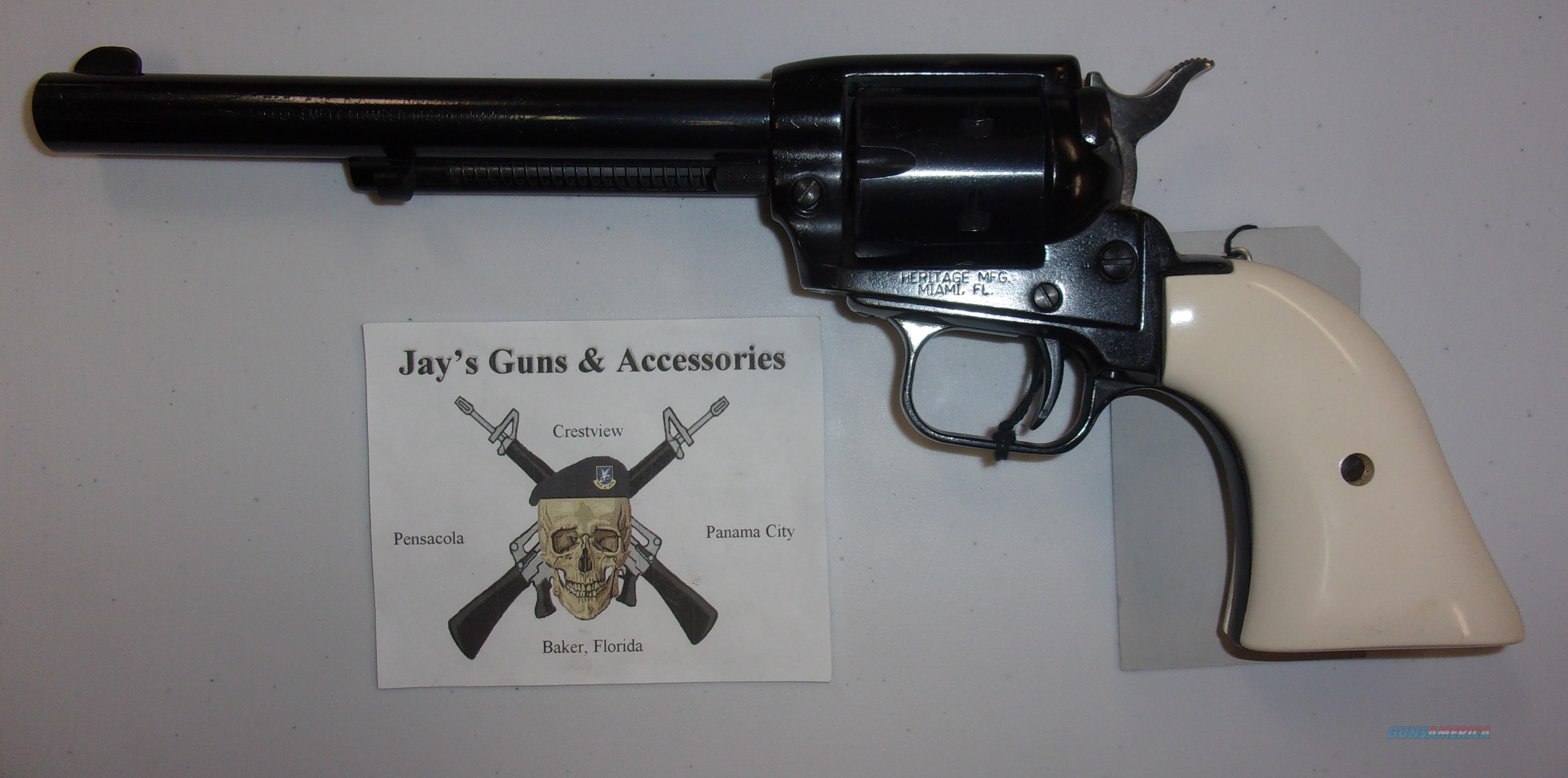 Heritage Mfg Rough Rider  Guns > Pistols > Heritage