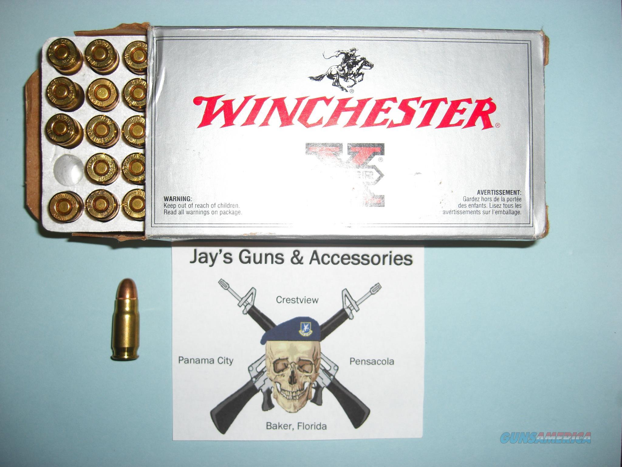 Winchester Super X .30 Luger (7.65mm) Ammo  Non-Guns > Ammunition