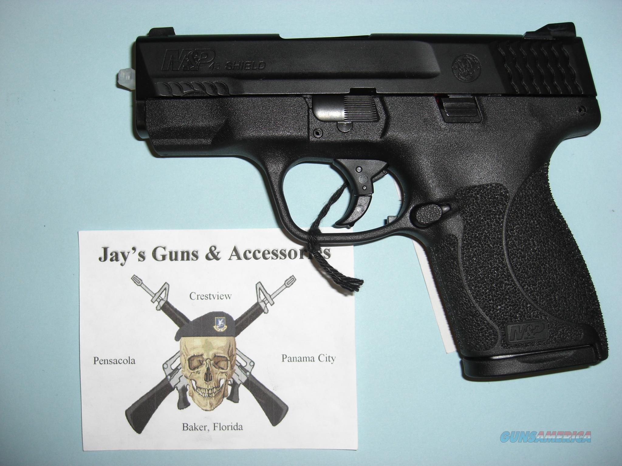 Smith & Wesson M&P45 Shield  Guns > Pistols > Smith & Wesson Pistols - Autos > Shield