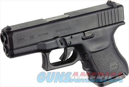 Glock 29  Guns > Pistols > Glock Pistols > 29/30/36