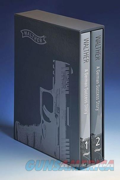 WALTHER: A GERMAN SUCCESS STORY - COFFEE TABLE BOOK SET  Non-Guns > Books & Magazines