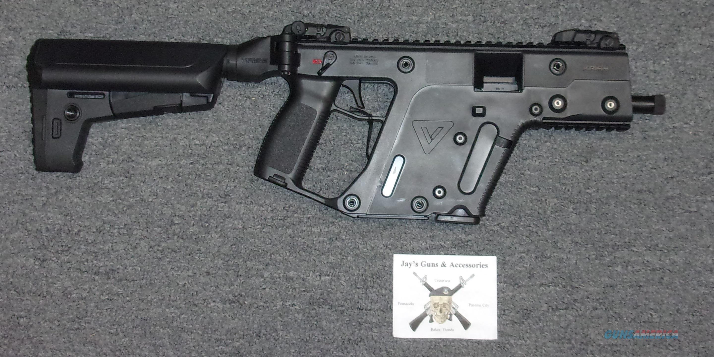 Kriss USA SBR  Guns > Rifles > Kriss Tactical Rifles