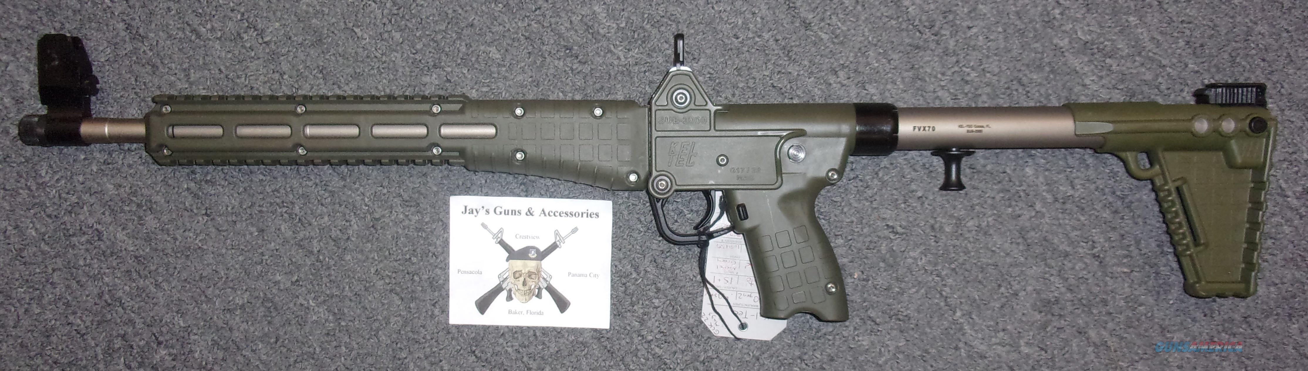 Kel-Tec Sub-2000 Gen 2 Uses Glock 22 Magazines  Guns > Rifles > Kel-Tec Rifles