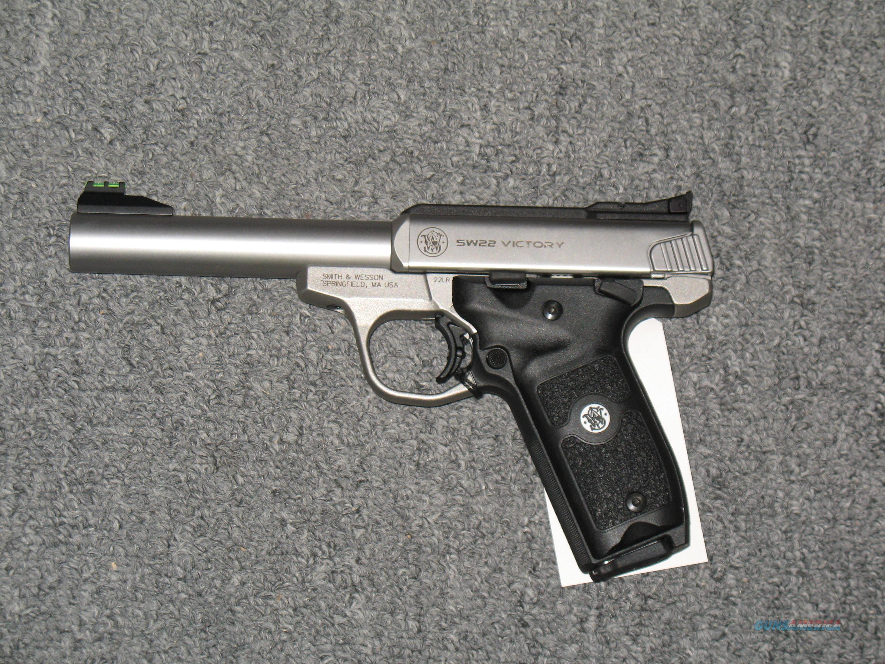 SW22 Victory w/2 10 rd mags  Guns > Pistols > Smith & Wesson Pistols - Autos > .22 Autos