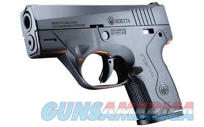 Beretta BU9 Nano  Guns > Pistols > Beretta Pistols > Polymer Frame
