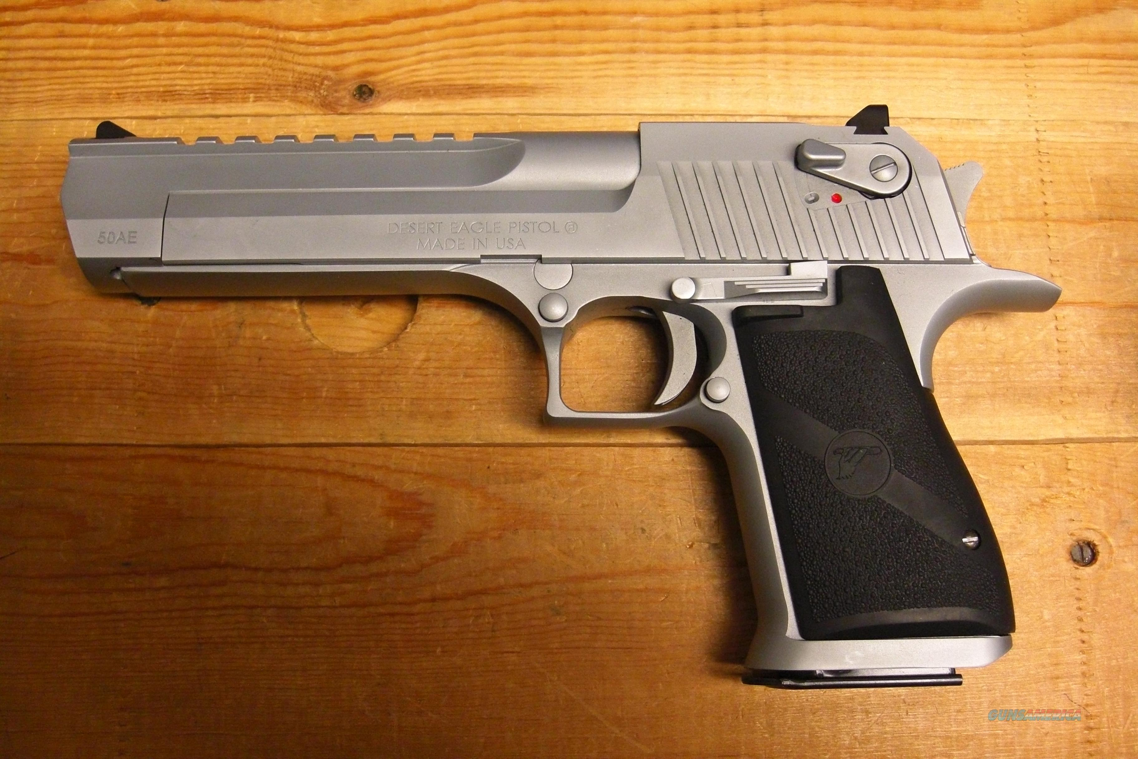 Desert Eagle Mk XIX matte chrome for sale (972433134)