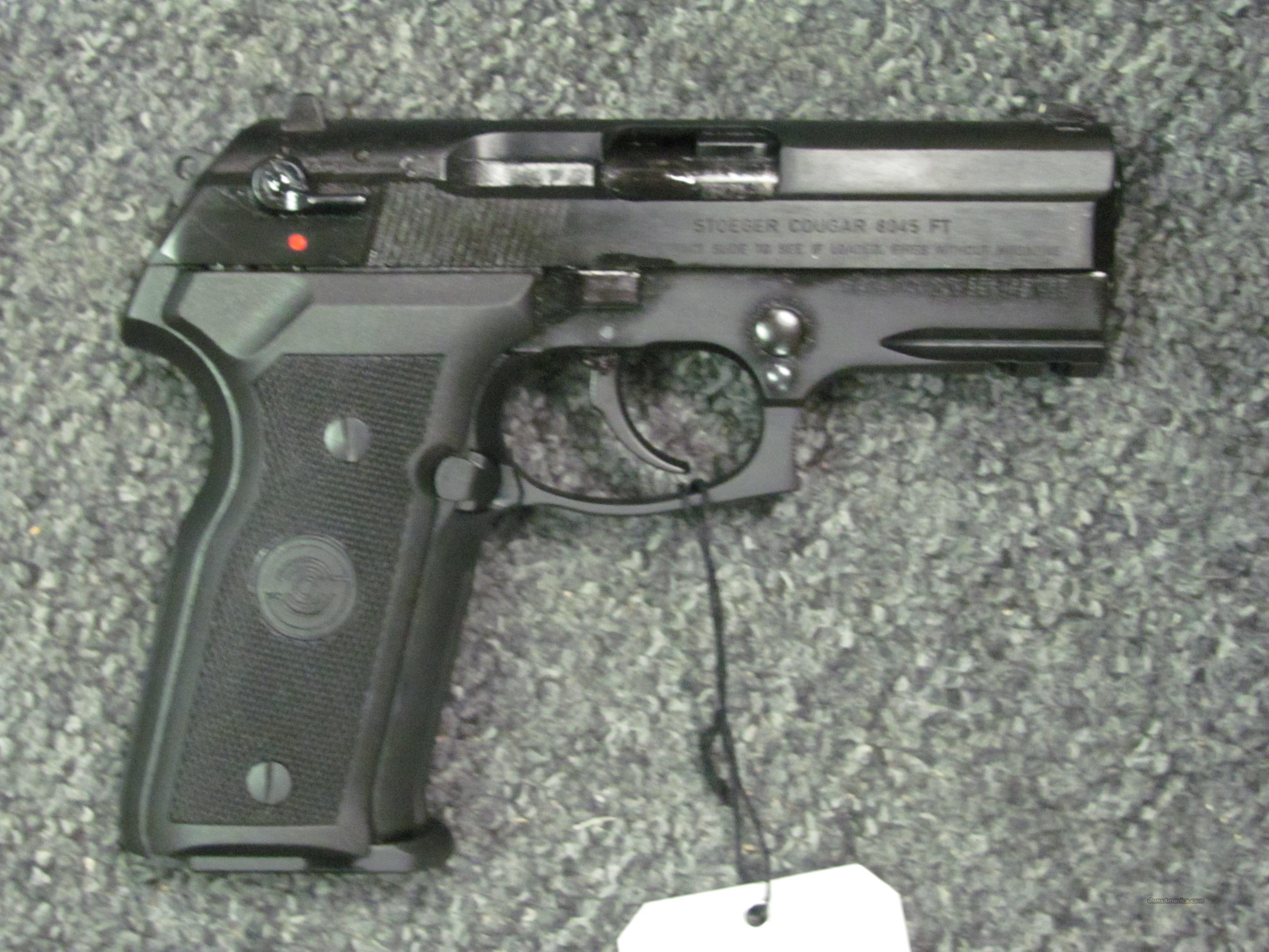 Stoeger cougar 8045ft 31704 guns gt pistols gt beretta pistols gt model