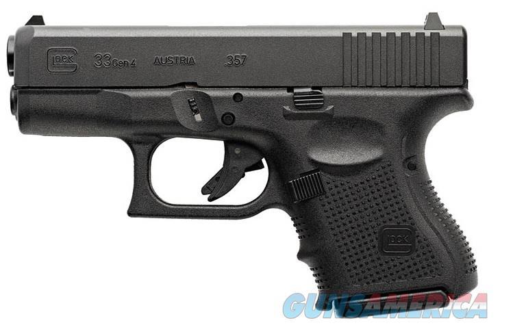 Glock 33 Gen 4  Guns > Pistols > Glock Pistols > 31/32/33