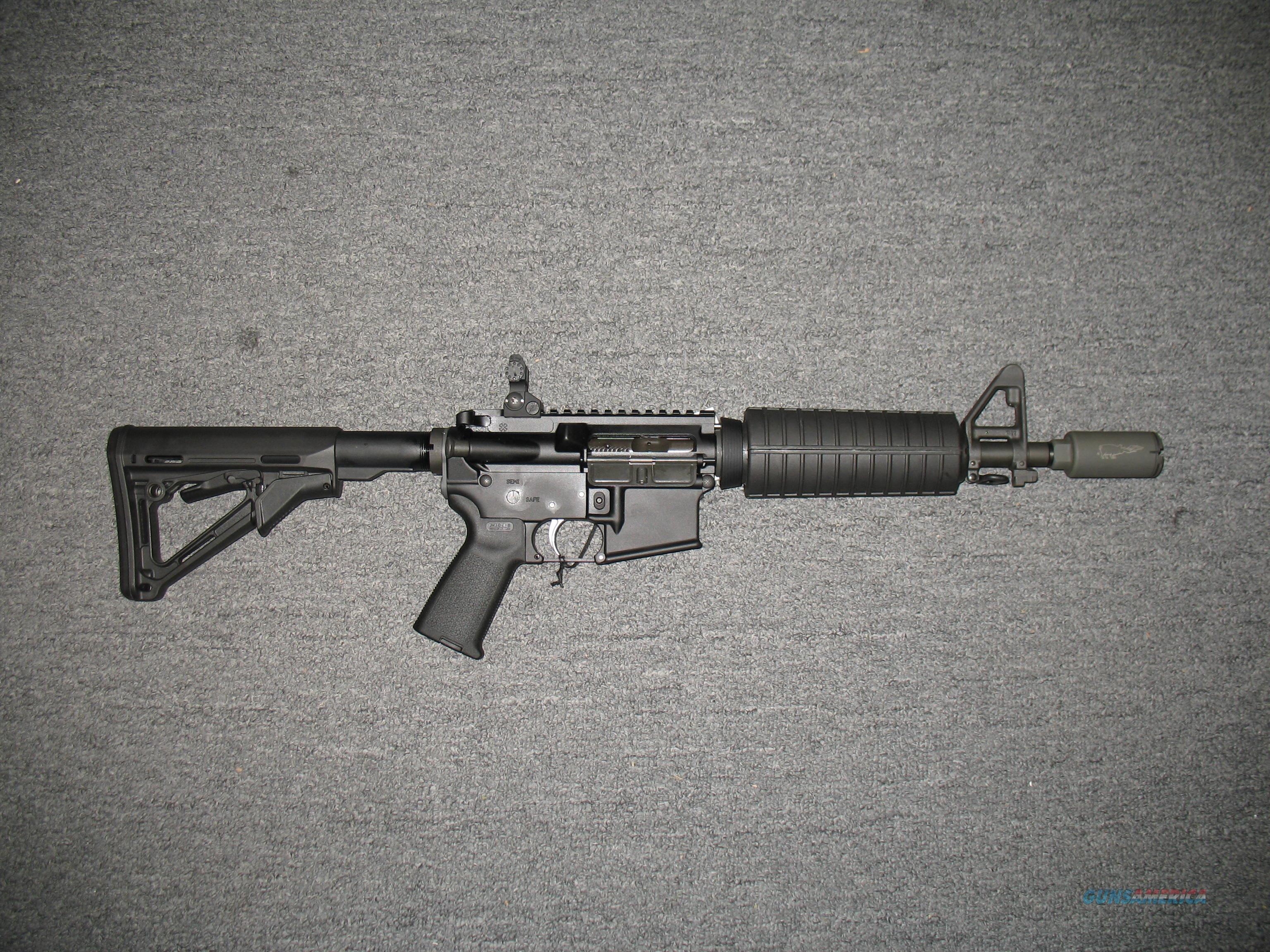 "Noveske N4 SBR (NFA Item) w/10.5"" bbl., Flaming Pig flash suppressor  Guns > Rifles > AR-15 Rifles - Small Manufacturers > Complete Rifle"