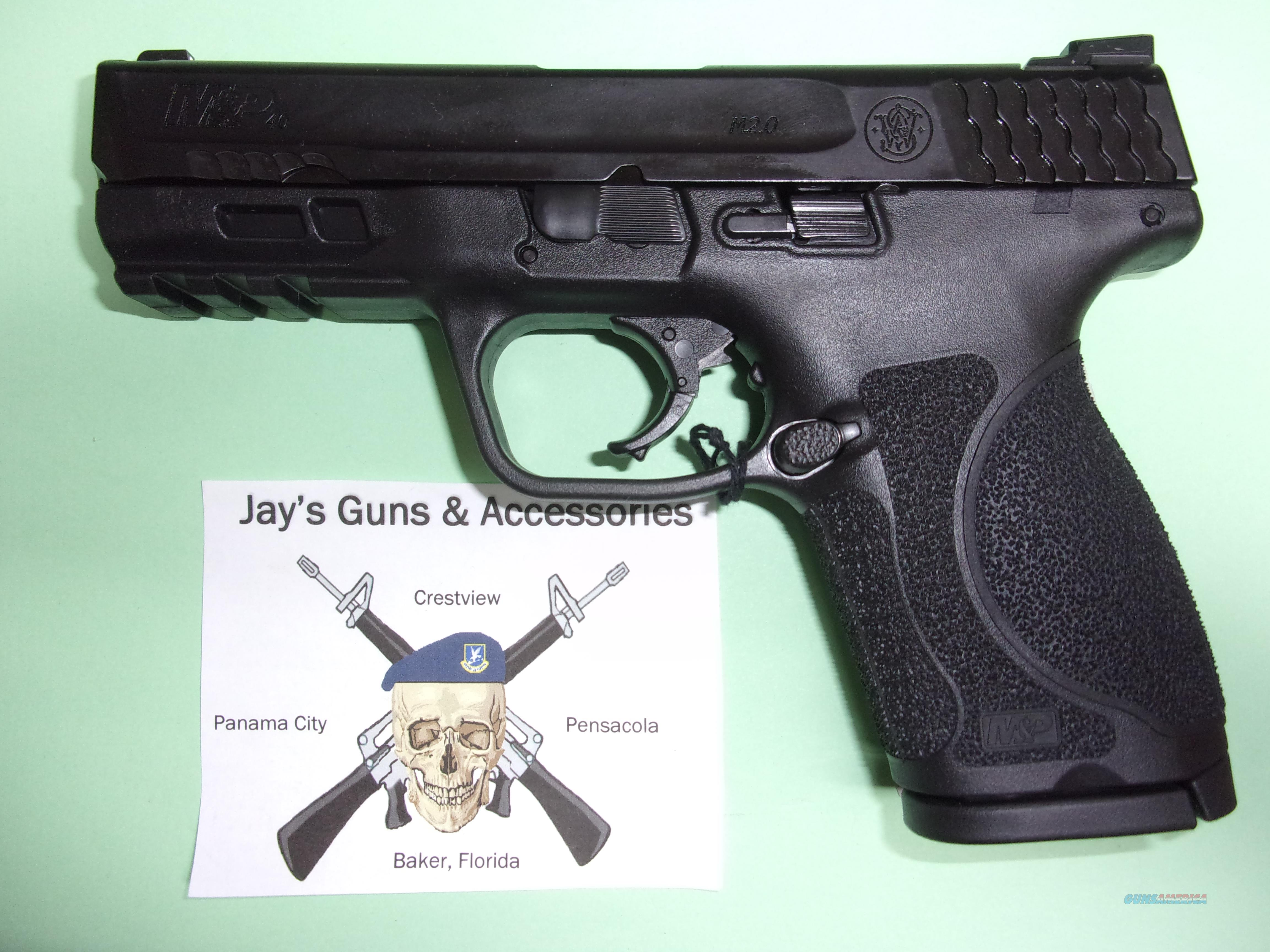 Smith & Wesson M&P40 2.0 Compact (11684)  Guns > Pistols > Smith & Wesson Pistols - Autos > Polymer Frame