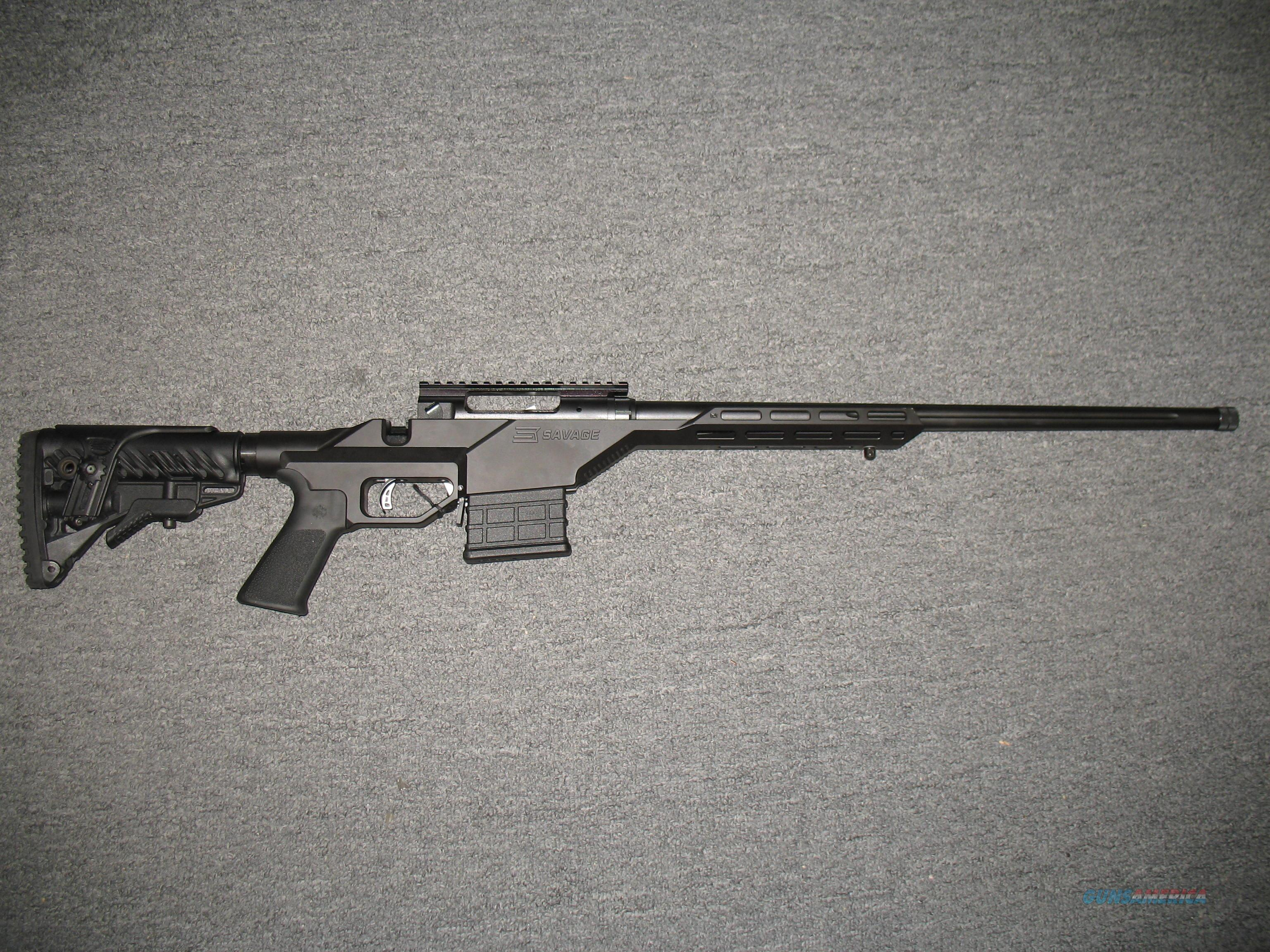 "10BA Stealth 21"" fluted & threaded bbl 6.5 Creedmor  Guns > Rifles > Savage Rifles > Accutrigger Models > Tactical"