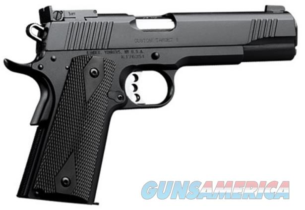 Kimber Custom Target II (3200004)  Guns > Pistols > Kimber of America Pistols > 1911