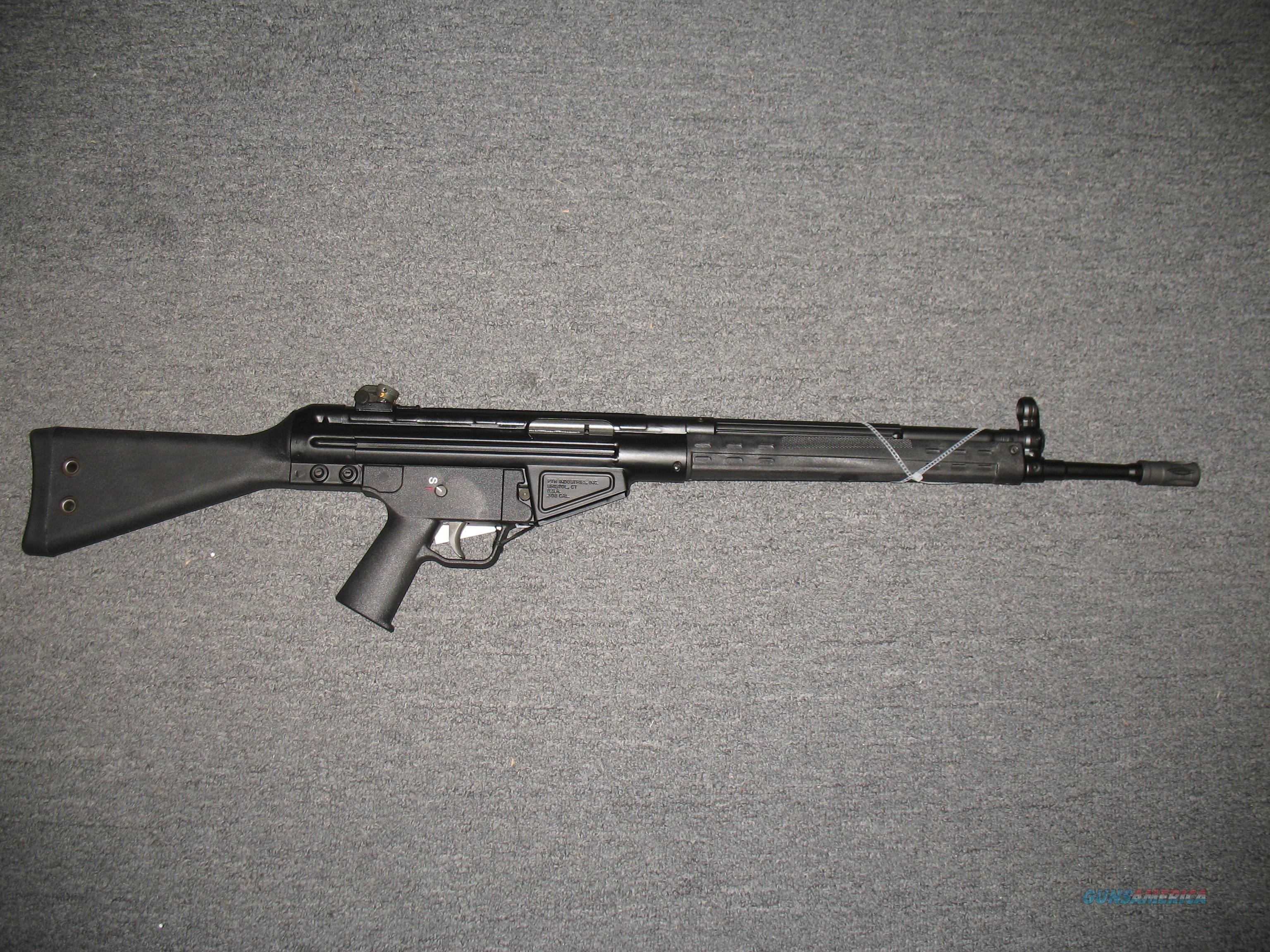 PTR 91  HK clone black finish  Guns > Rifles > Heckler & Koch Rifles > Tactical