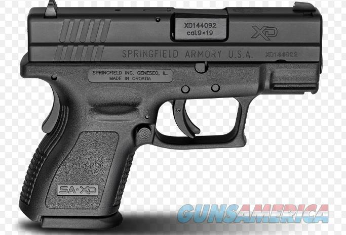 Springfield Armory XD9SC  Guns > Pistols > Springfield Armory Pistols > XD (eXtreme Duty)