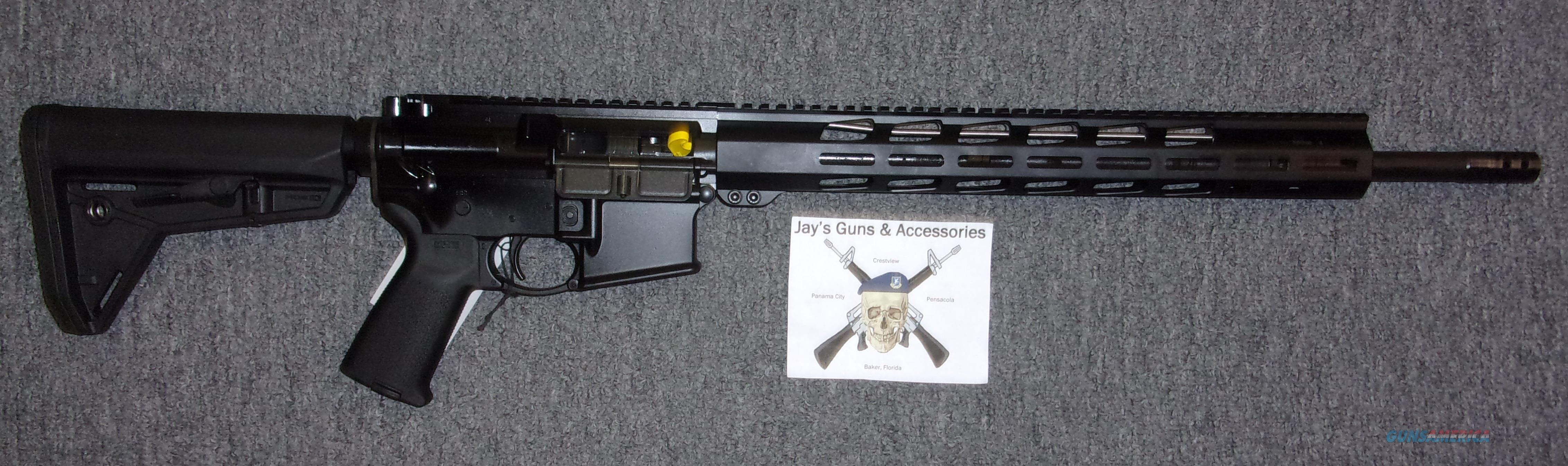 Ruger AR-556 MPR  Guns > Rifles > Ruger Rifles > AR Series