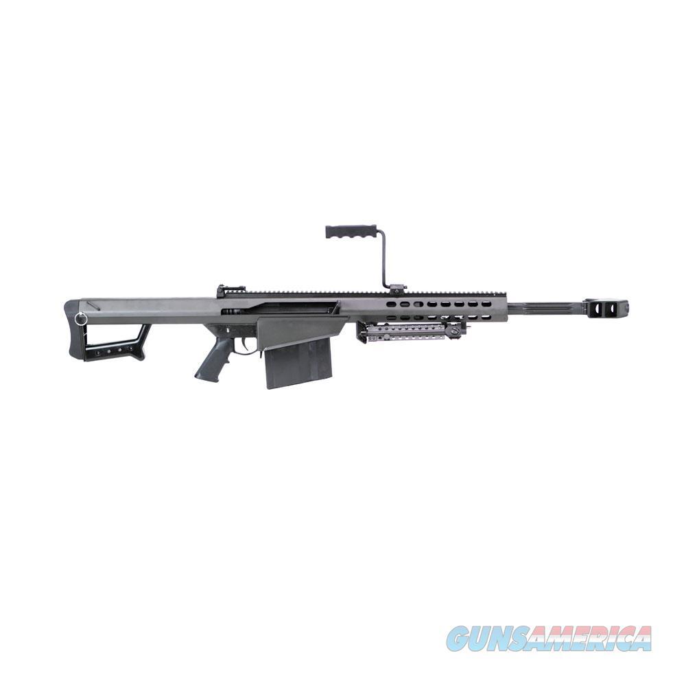 Barrett 82A1-CQ (BAR13318) in .50 BMG  Guns > Rifles > Barrett Rifles