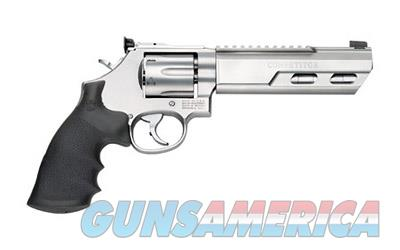 Smith & Wesson 686-6 (170319) Competitor  Guns > Pistols > Smith & Wesson Revolvers > Full Frame Revolver