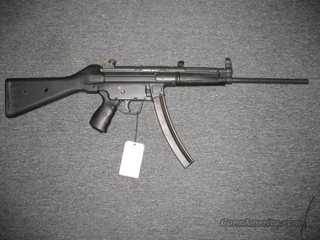 H&K 94 .9mm (Pre-Ban)  Guns > Rifles > Heckler & Koch Rifles > Tactical