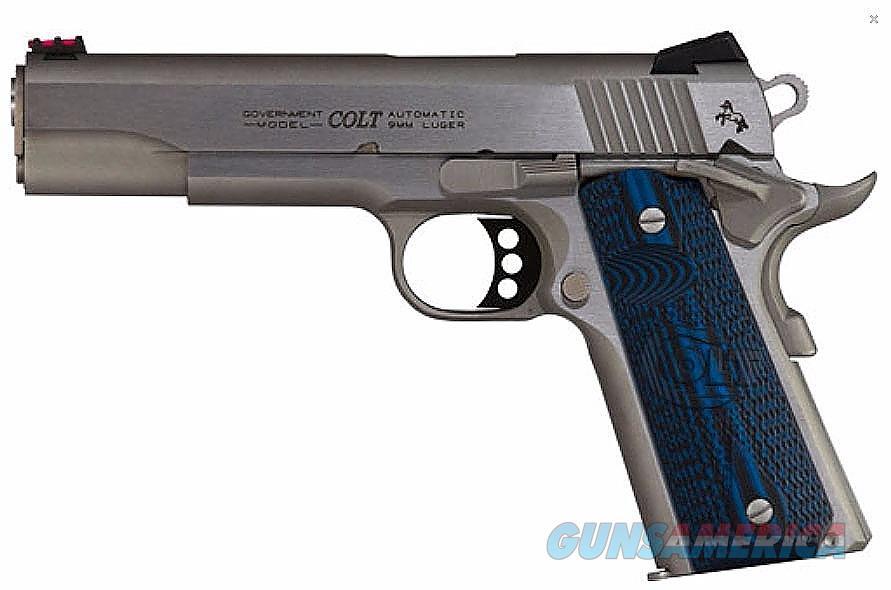 Colt Government Competition Series  Guns > Pistols > Colt Automatic Pistols (1911 & Var)