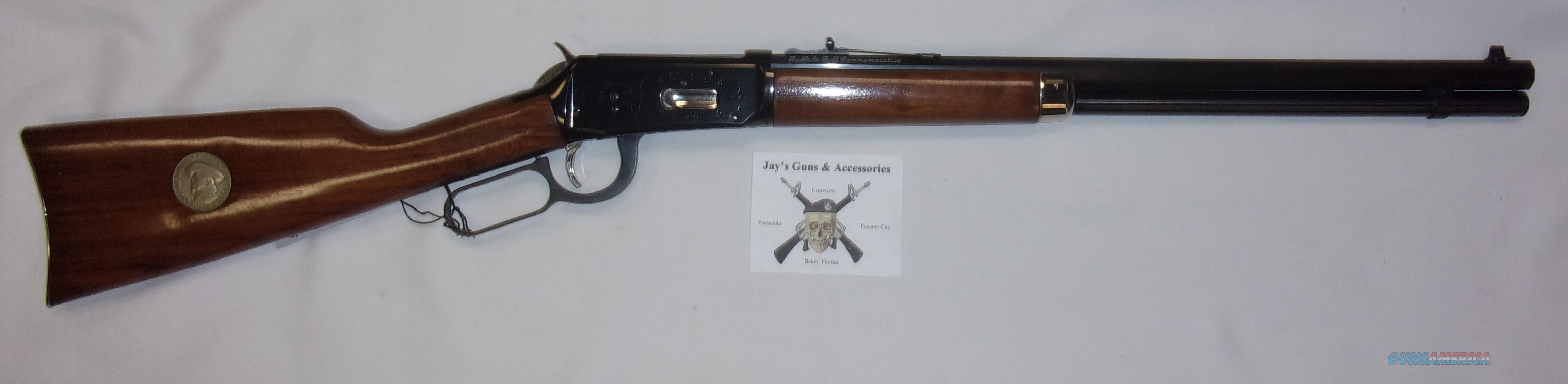 Winchester Buffalo Bill Rifle  Guns > Rifles > Winchester Rifles - Modern Lever > Other Lever > Post-64