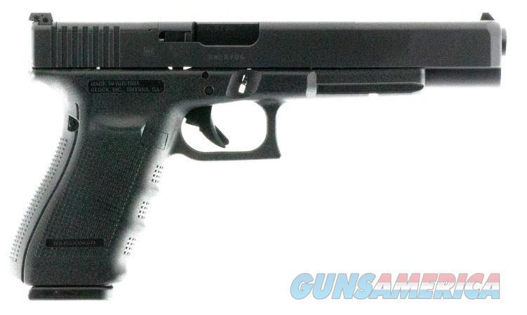 Glock 40 Gen 4 MOS (PG4030103MOS)  Guns > Pistols > Glock Pistols > 40
