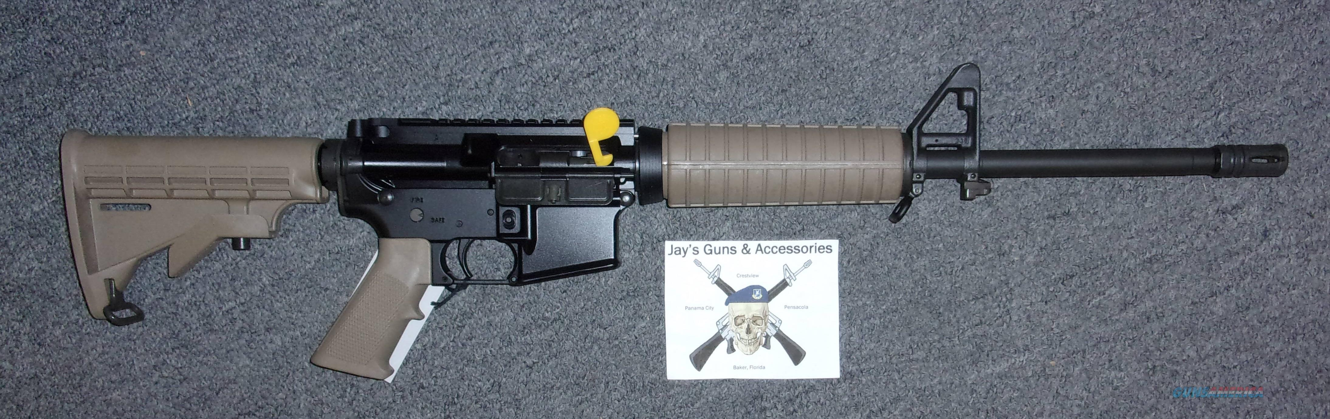 Del-Ton DTI-15 Echo in FDE  Guns > Rifles > AR-15 Rifles - Small Manufacturers > Complete Rifle