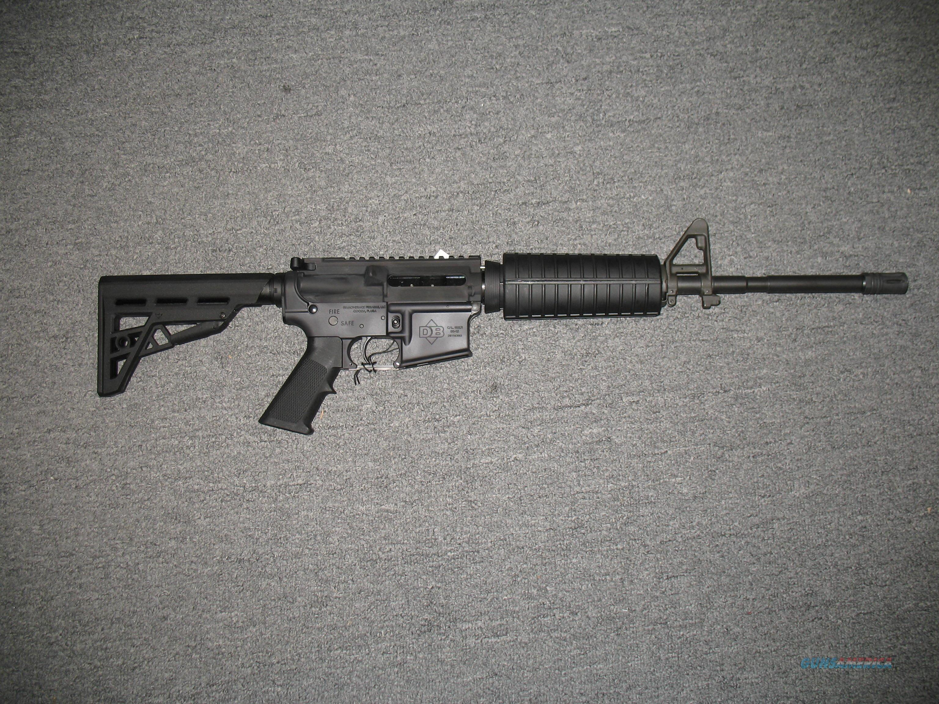DiamondBack DB-15  5.56mm  Guns > Rifles > AR-15 Rifles - Small Manufacturers > Complete Rifle
