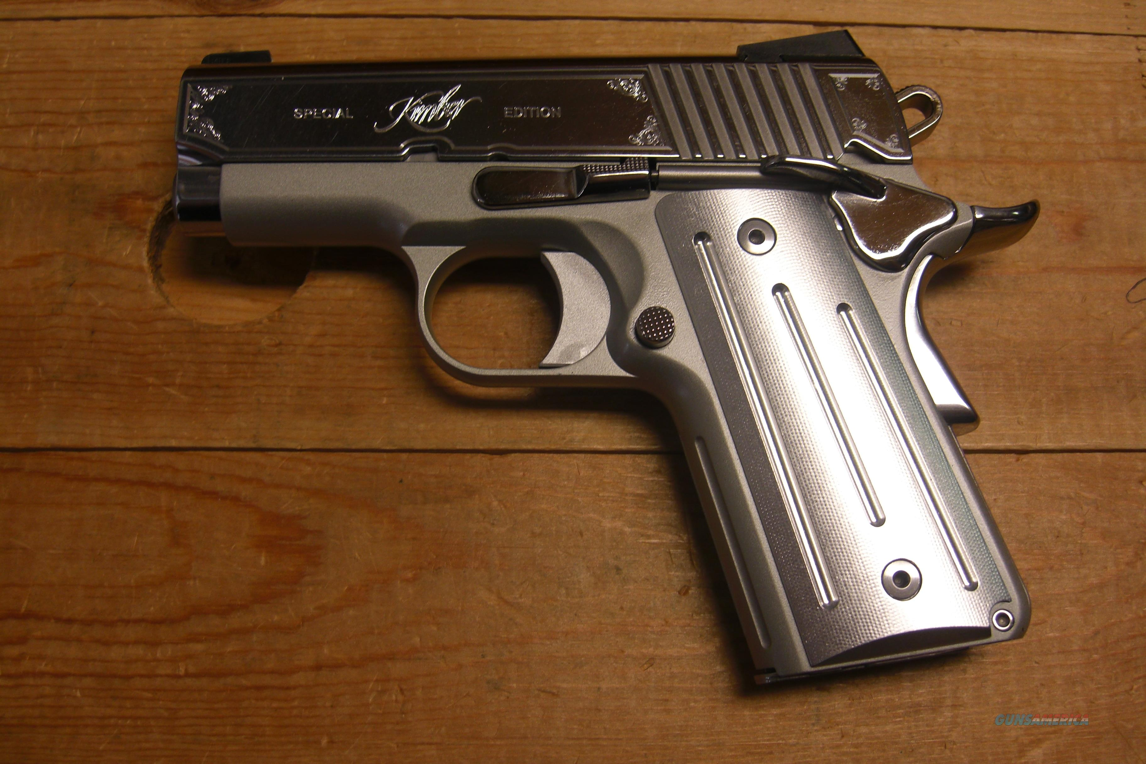Kimber Diamond Ultra II Special Edition  Guns > Pistols > Kimber of America Pistols