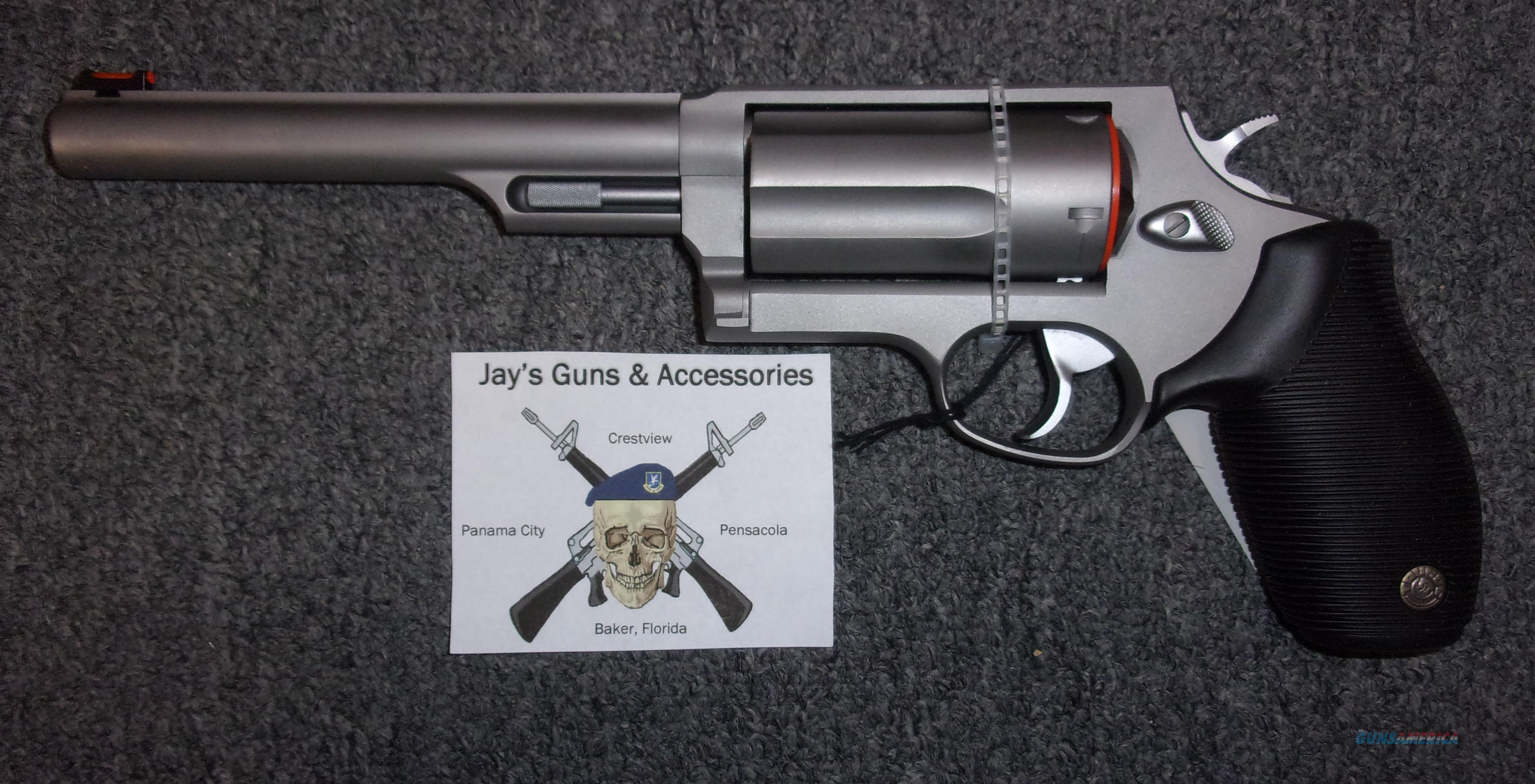 "Taurus 4510 The Judge w/6.5"" Bbl  Guns > Pistols > Taurus Pistols > Revolvers"