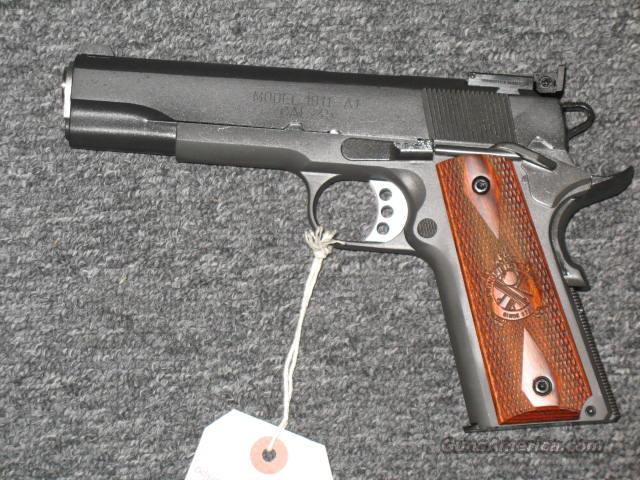 1911-A1 Range Officer  Guns > Pistols > Springfield Armory Pistols > 1911 Type