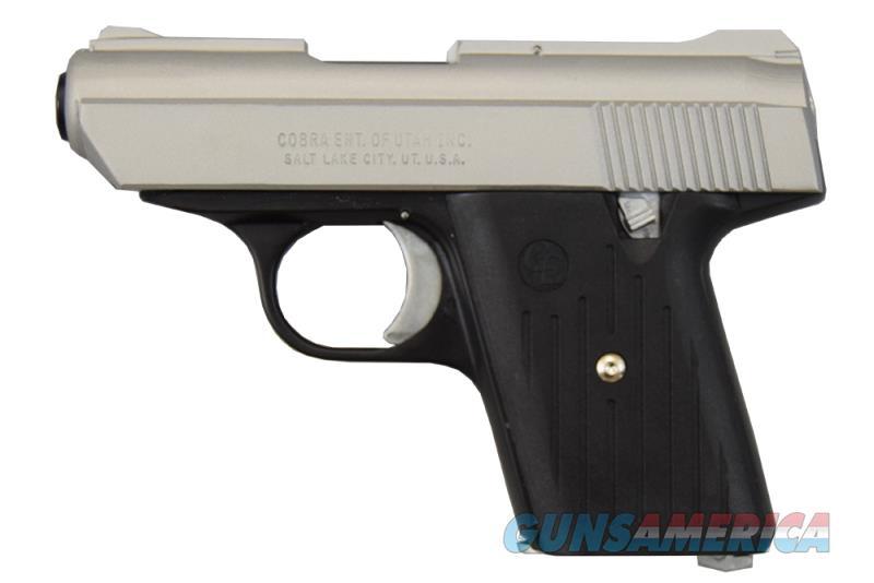 Cobra CA0380 (CA3802TBB)  Guns > Pistols > Cobra Derringers