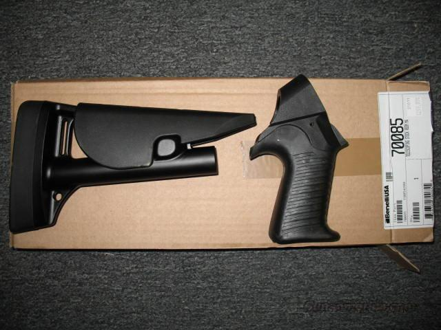 Collapsible Stock assembly for M4 (70085)  Non-Guns > Gun Parts > Stocks > Polymer