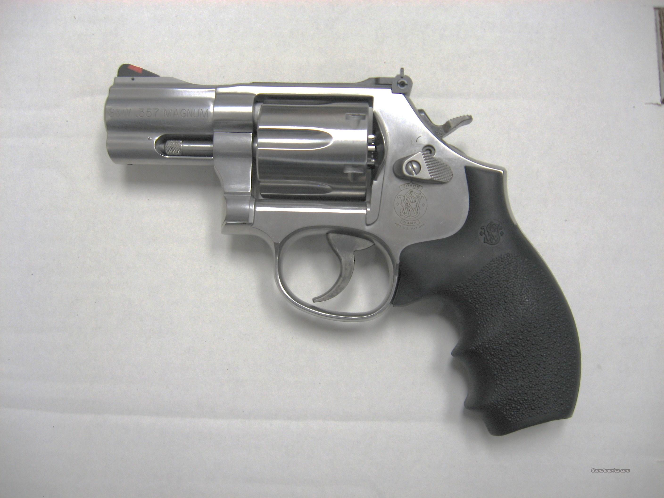 Smith and Wesson 686-6  Guns > Pistols > Smith & Wesson Revolvers > Full Frame Revolver