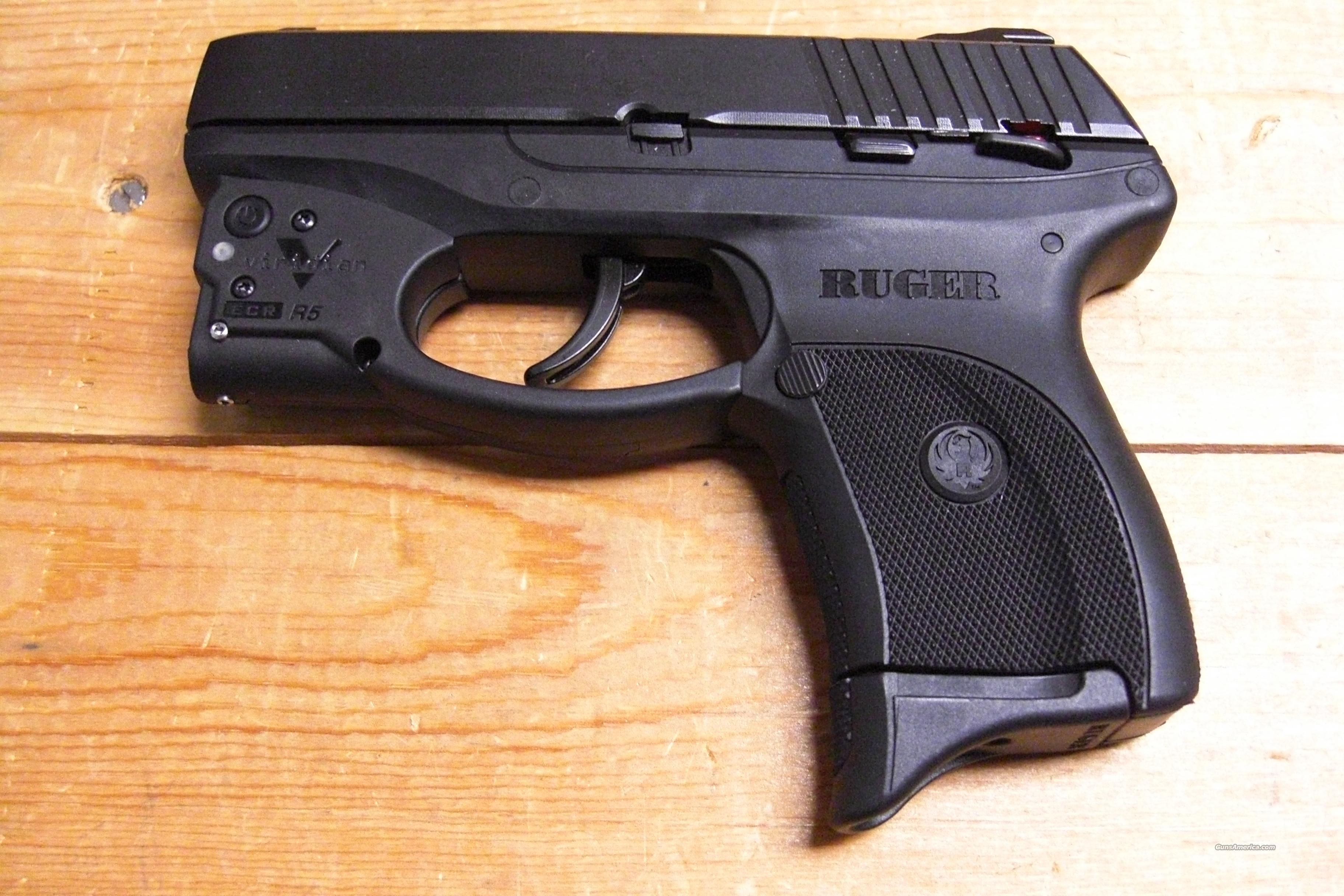 LC9 w/Viridian Green laser  Guns > Pistols > Ruger Semi-Auto Pistols > LC9