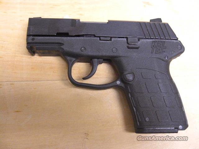 PF-9 w/blued slide  Guns > Pistols > Kel-Tec Pistols > Pocket Pistol Type